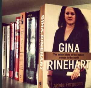 Gina Rinehart, Adele Ferguson