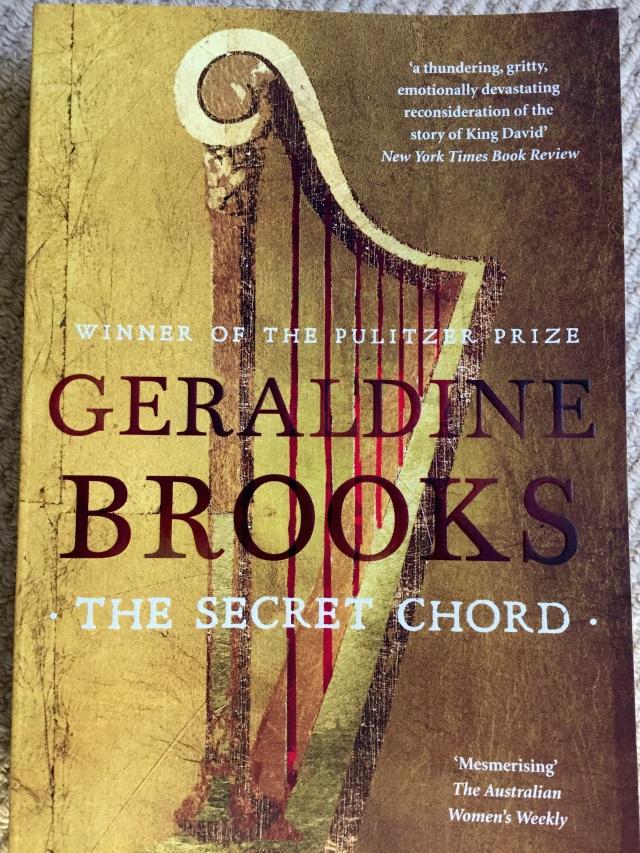 The Secret Chord by Geraldine Brooks | Readhead